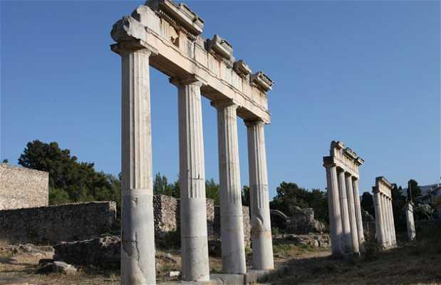 Ancienne agora de Kos