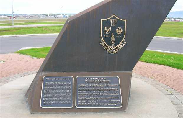 Monumento à Segunda Guerra Mundial