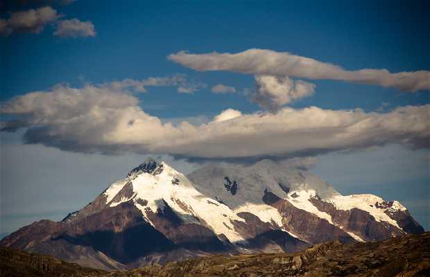 Cordillera de los Andes ecuatorianos