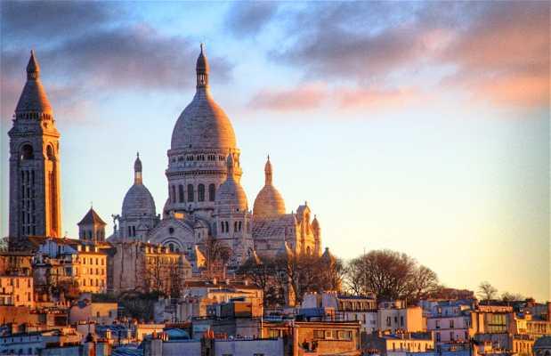 Basilica of the Sacré Coeur
