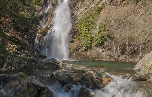 Chorritero Waterfalls