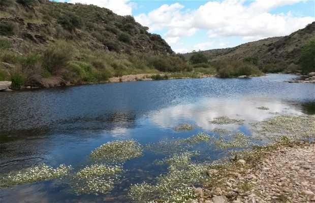 Río Huso (comarca de La Jara)