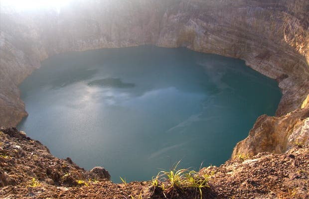 Parque nacional de Kelimutu