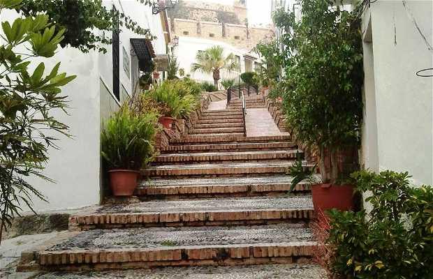 Pueblo Viejo de Salobreña