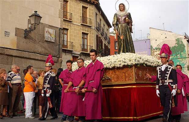 Procissão de São Isidro