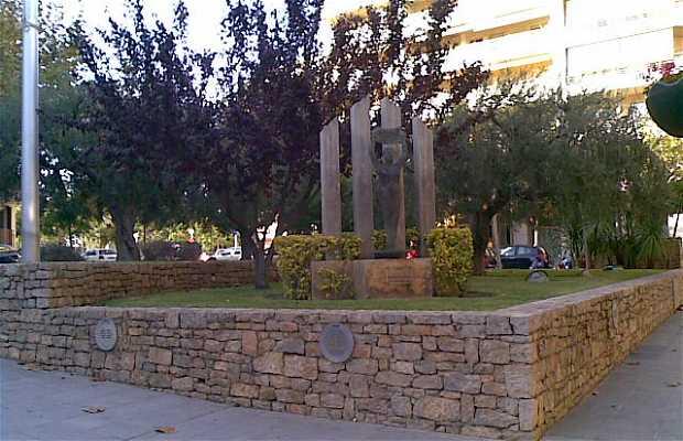 Monumento de Rafael Casanova