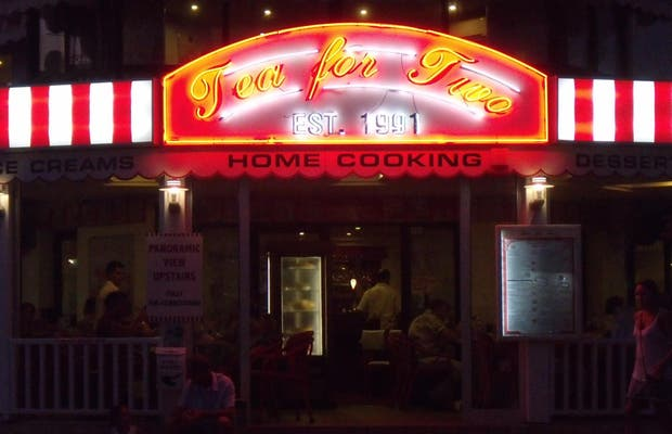 "Restaurante ""Tea for Two"""