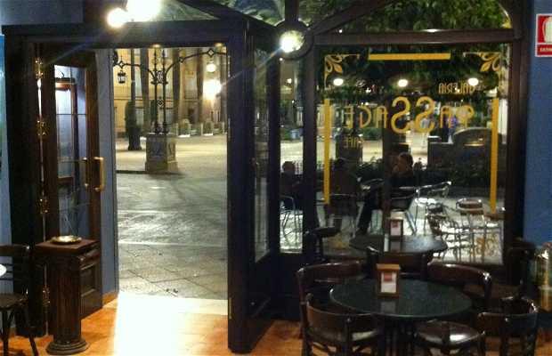 Galería Passage Café