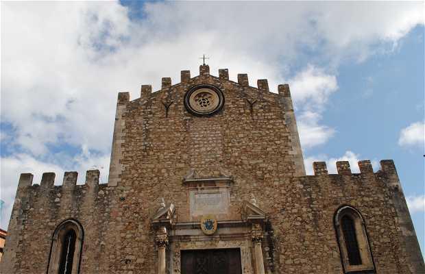 Duomo de Taormine
