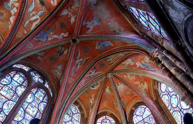 Cathédrale de Saint-Julien de Mans