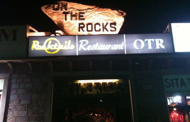 On The Rocks Restaurant & Pub