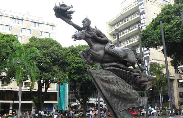 Bolivar desnudo