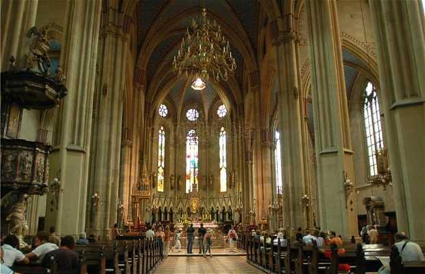 Cattedrale dell'Assunzione della Santissima Vergine Maria a Zagabria