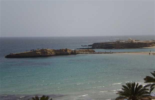 El-Kebira Island