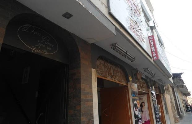 Ayachucho Street