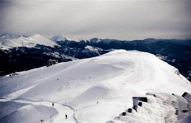 Estação de esqui Abetone