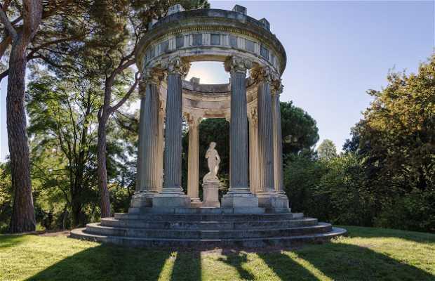 Jardin El Capricho