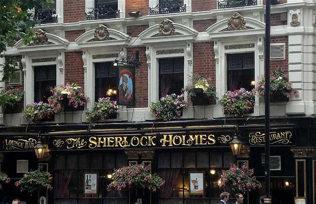 Restaurante The Sherlock Holmes