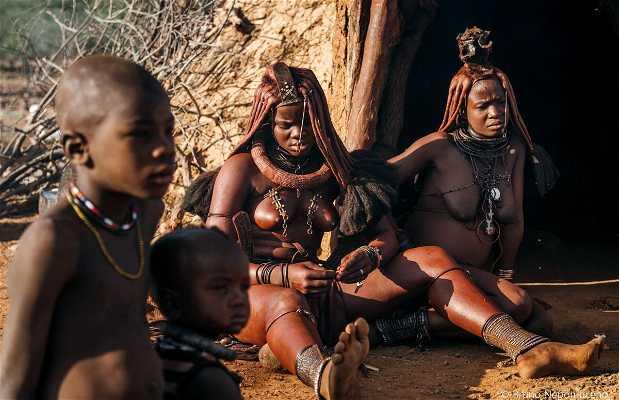 Poblado Himba