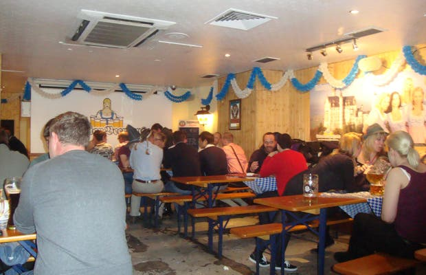 Bar The Bavarian Beerhouse