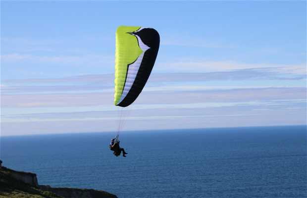 Voos turísticos de parapente (Volar en Asturias)