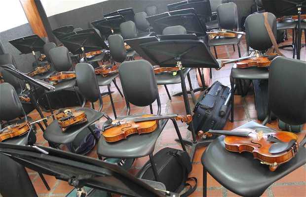 Conservatorio Vicente Emilio Sojo