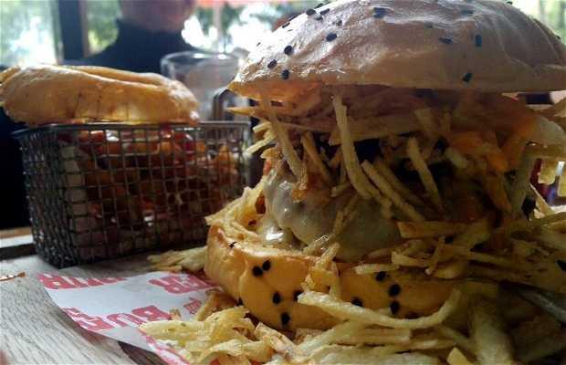 Burger Bar Joint (Roma Norte)