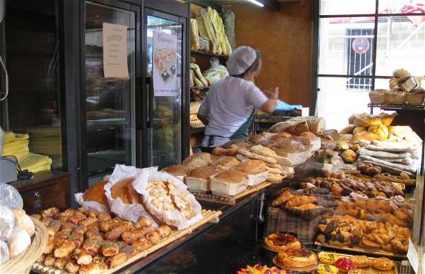 "Horno-pasteleria ""La Boulangerie"", Badalona"