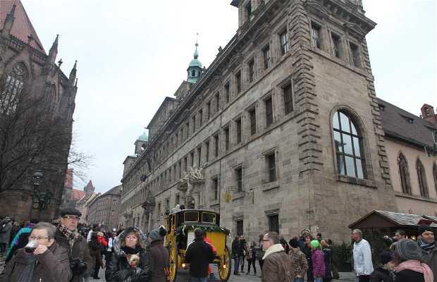 Ayuntamiento - Rathaus