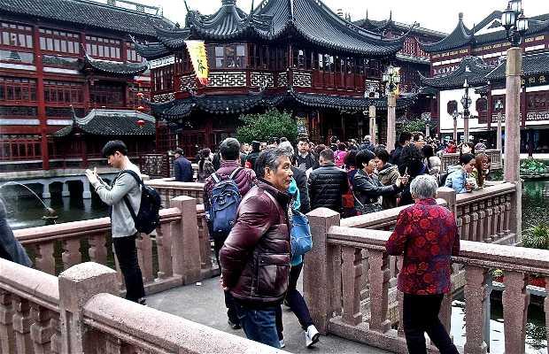 Puente milenario de Yuyuan