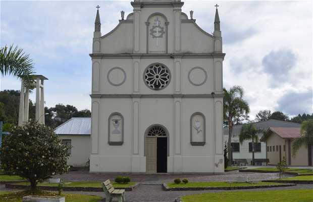 Igreja Pedras Brancas
