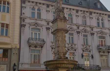 Fontaine de la place Hlavné