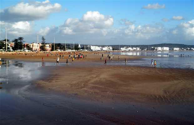 Playa de Taghart (Plage Tagharte)