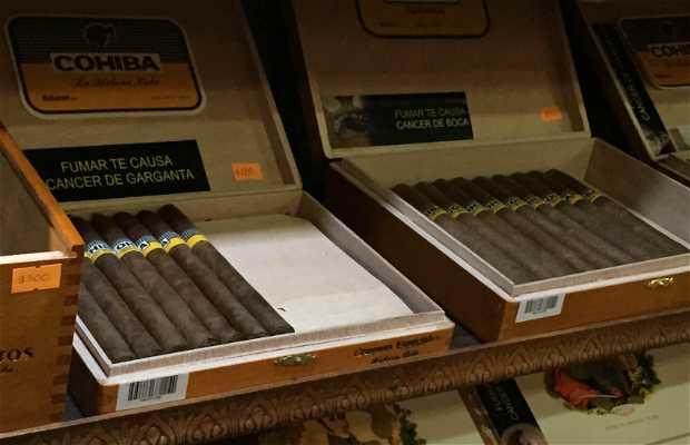 Cigar factory