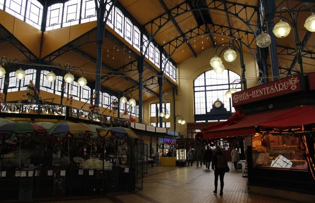 Mercado Rákóczi