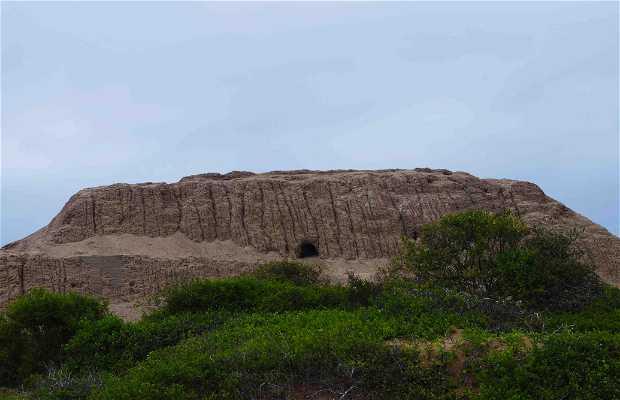 Huaca Chornancap