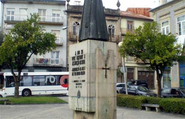 Monumento a Pío XII