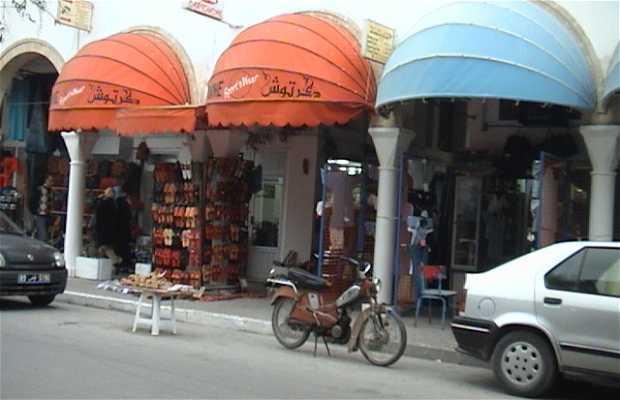 Streets of Monastir