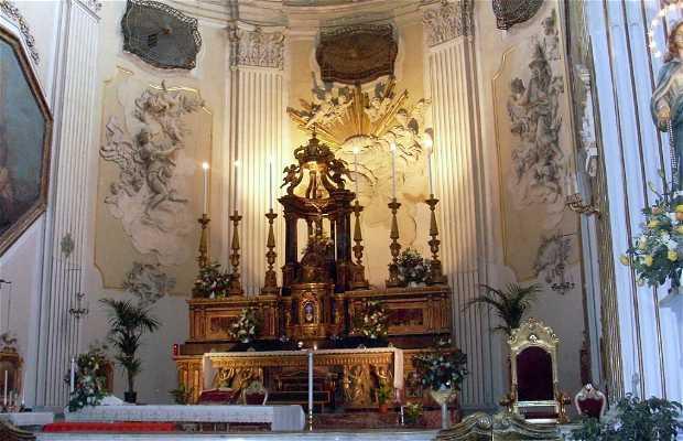 Iglesia de Santa Mª de la Piedad