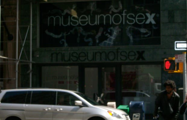 El museo del sexo