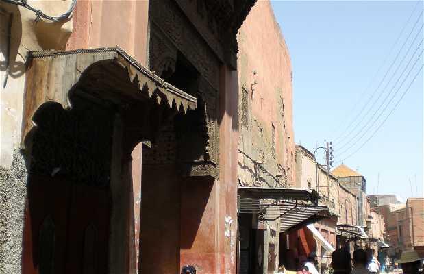 El Malha a Marrakech