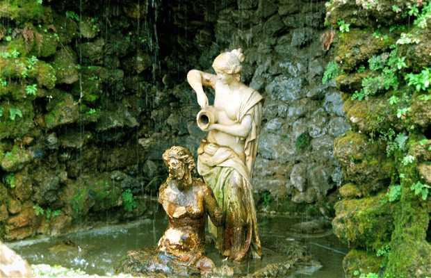 Jardin Carmen de los Mártires