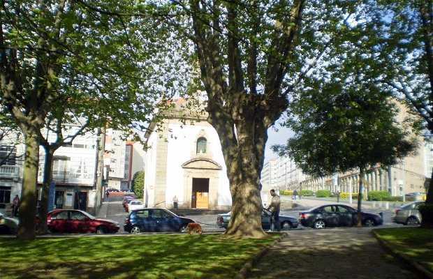 Cappella de las Angustias di Ferrol