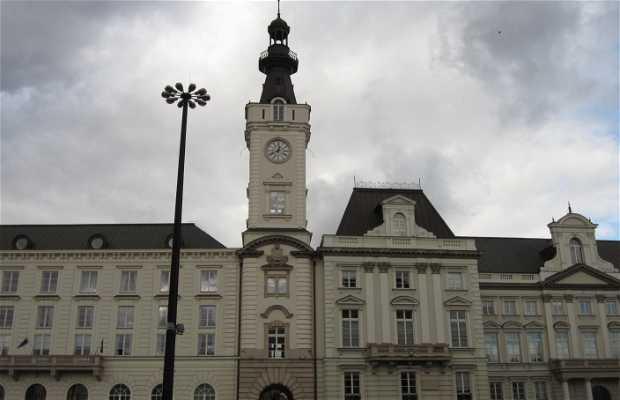 Palacio de los Jabłonowski