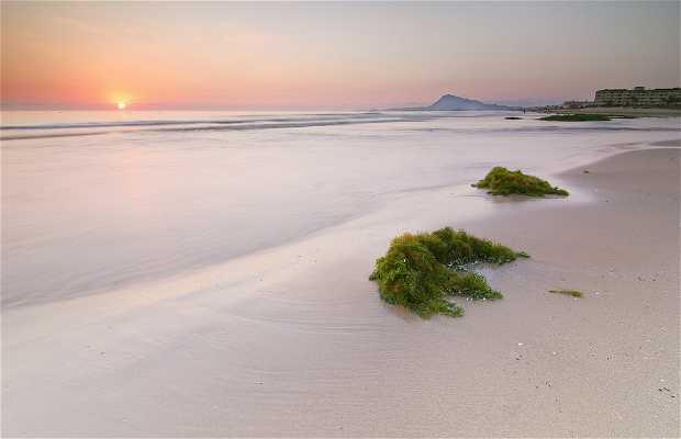 Playa de Dénia
