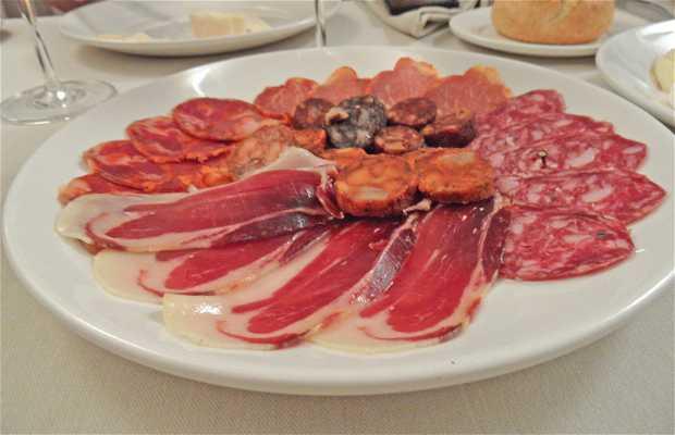 Restaurante Torre de Albarragena