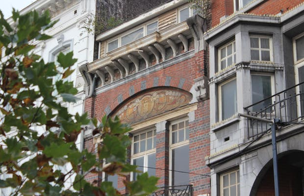 Les Maisons Art Nouveau