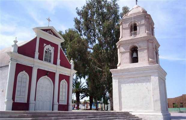 Iglesia de Matilla