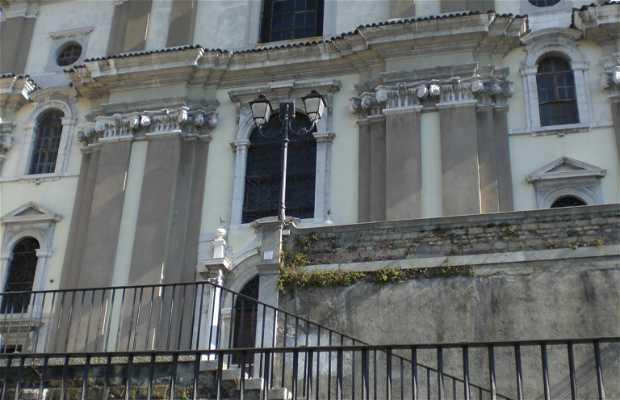 Basilica di Santa Maria Maggiore a Trieste