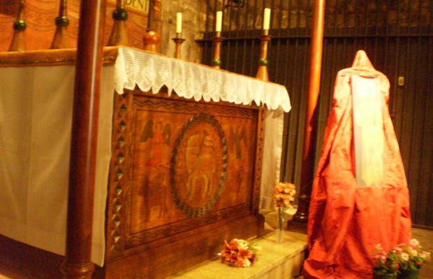 Cappella di Santa Lucia a Barcellona